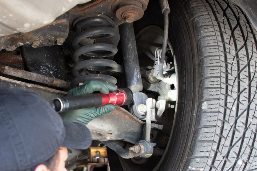 Pot Holes and How Wheel Alignment Helps